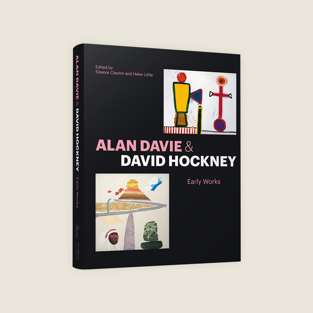ALAN DAVIE AND DAVID HOCKNEY (Early Works)